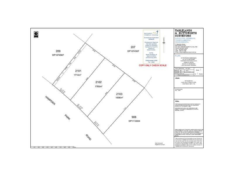 2103/41 Hampden Park Road Kelso NSW 2795 - Floor Plan 1