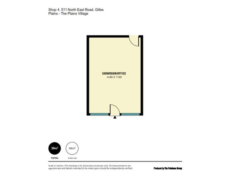 511 North East Road Gilles Plains SA 5086 - Floor Plan 2