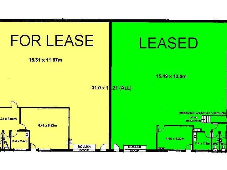 15 Light Thebarton SA 5031 - Floor Plan 1