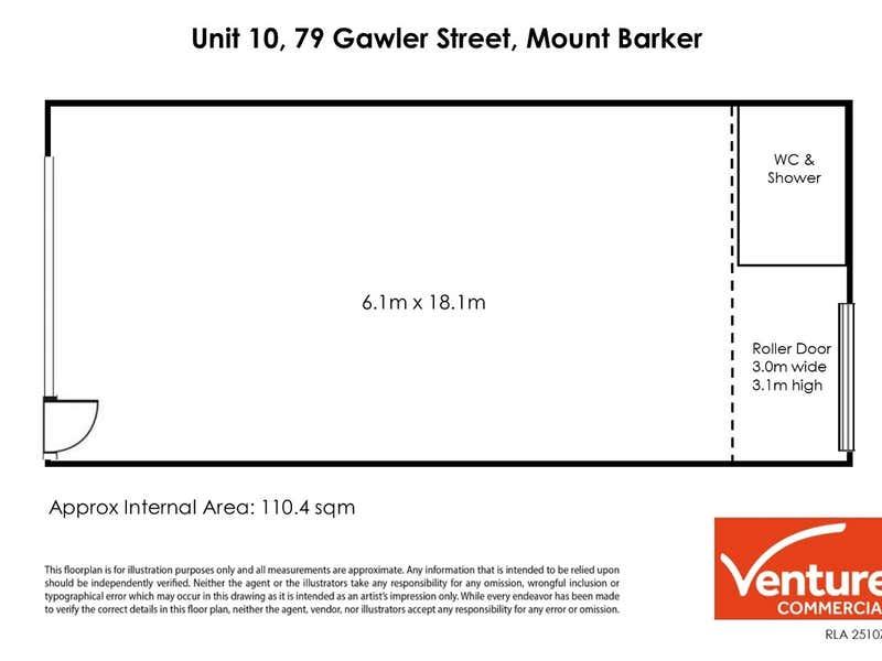 10/79 Gawler Street Mount Barker SA 5251 - Floor Plan 1