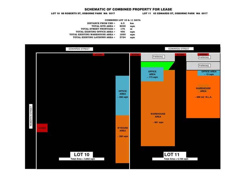 88 Roberts Street Osborne Park WA 6017 - Floor Plan 1