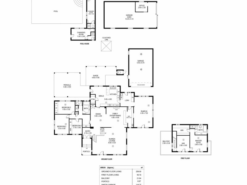 84-86 Barracks Road Hope Valley SA 5090 - Floor Plan 1