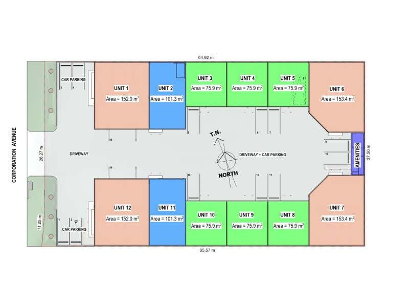 6/20 Corporation Avenue Robin Hill NSW 2795 - Floor Plan 2