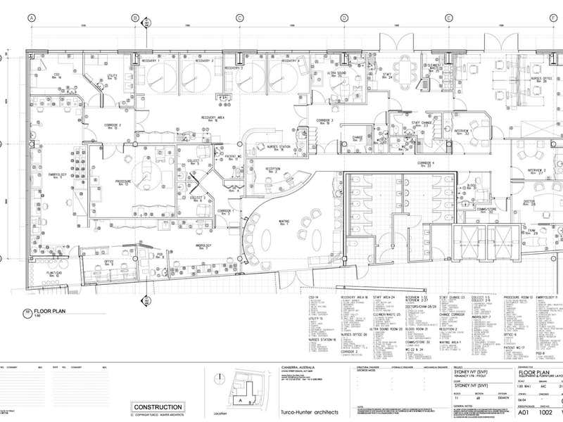 18-19/2 King Street Deakin ACT 2600 - Floor Plan 1