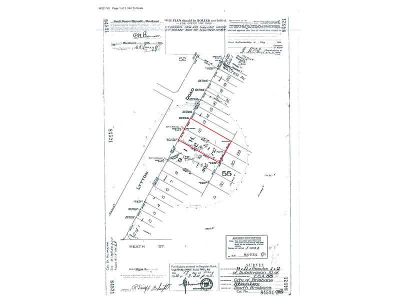 Lytton House, 117 Lytton Road East Brisbane QLD 4169 - Floor Plan 2