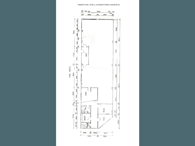 Level 1, 21 Wright Street Adelaide SA 5000 - Floor Plan 1