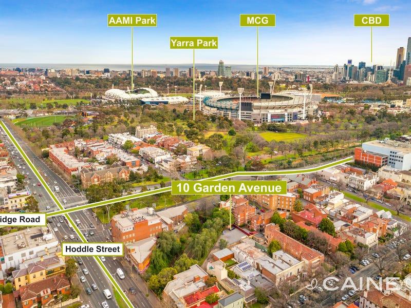 10 Garden Avenue, East Melbourne