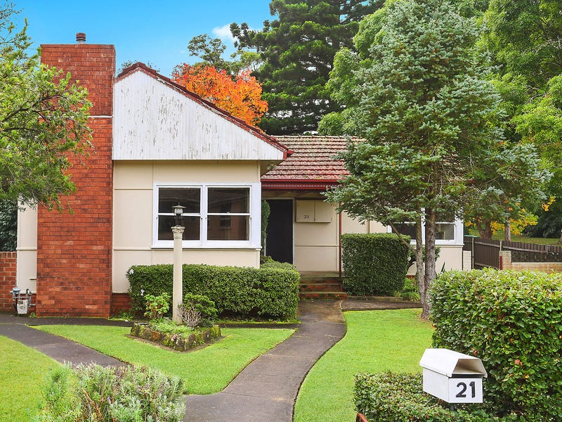 21 Queens Road, Asquith