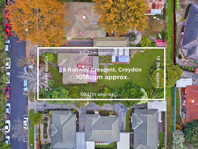 8 Railway Crescent, Croydon