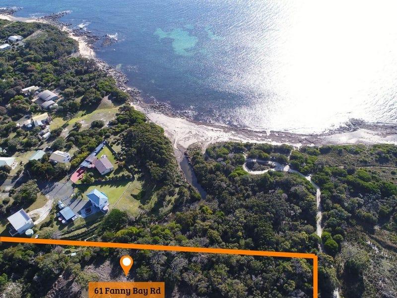 61 Fannys Bay Road, Lulworth, Tas 7252