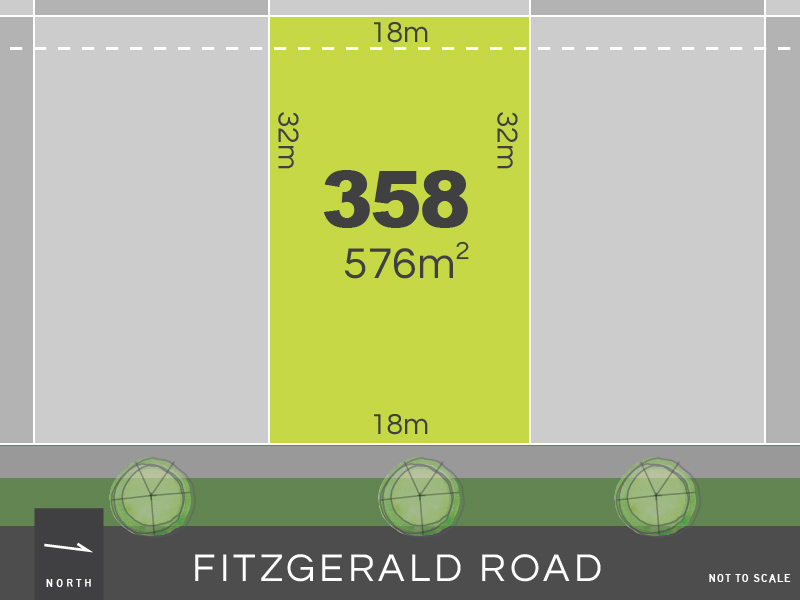 Lot 358, Fitzgerald Road, Huntly