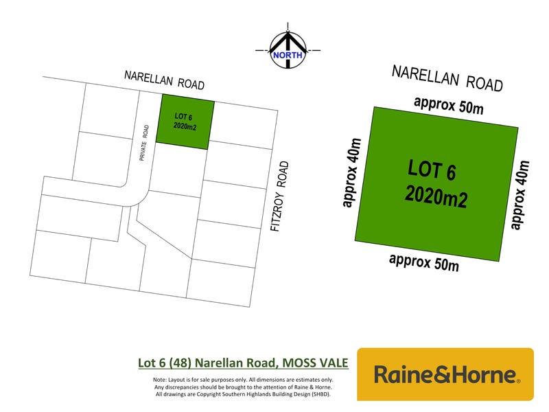 Lot 6, 48 Narellan Road, Moss Vale