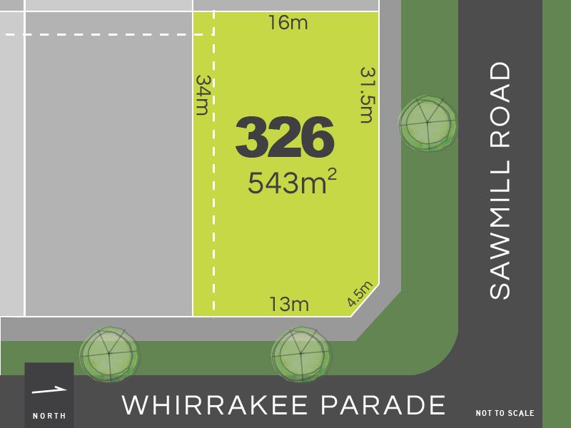 Lot 326, Whirrakee Parade, Huntly