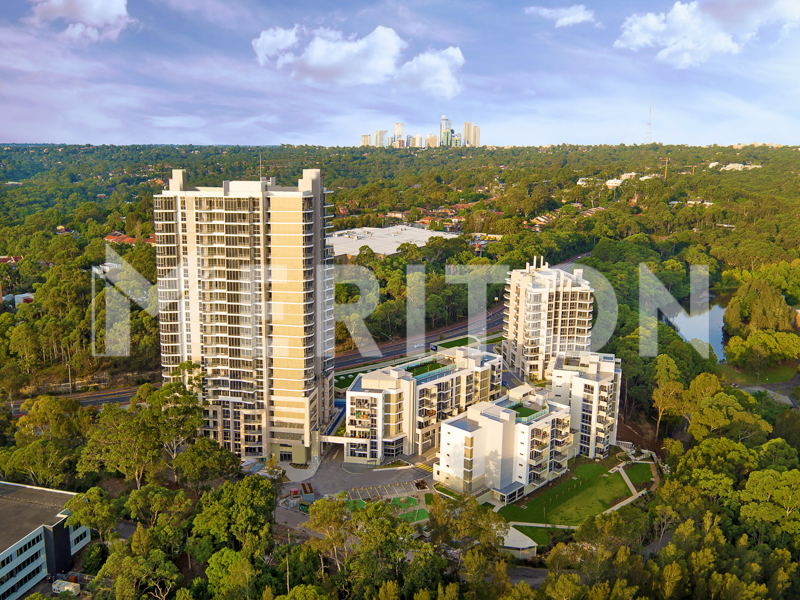 150 158 Epping Road Lane Cove Nsw 2066 Apartment For
