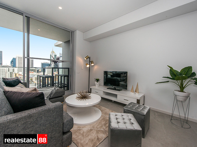 1804/105 Stirling Street, Perth