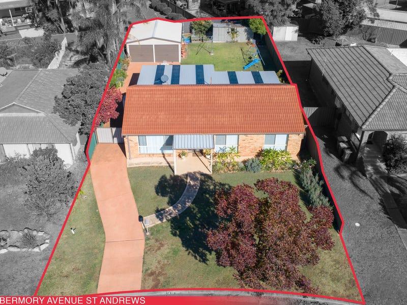 18 Tobermory Avenue, St Andrews, NSW 2566