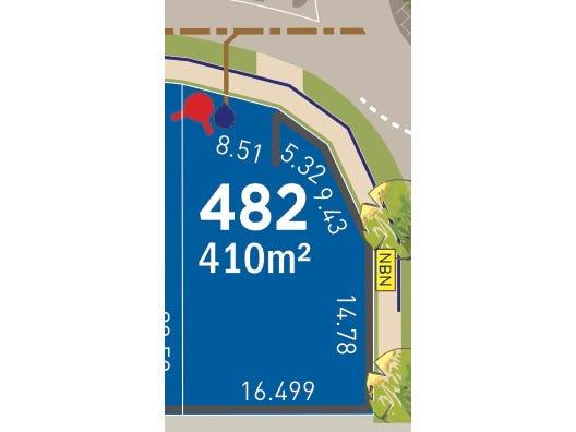 Lot 482, BLOOMFIELD PARKWAY, Baldivis