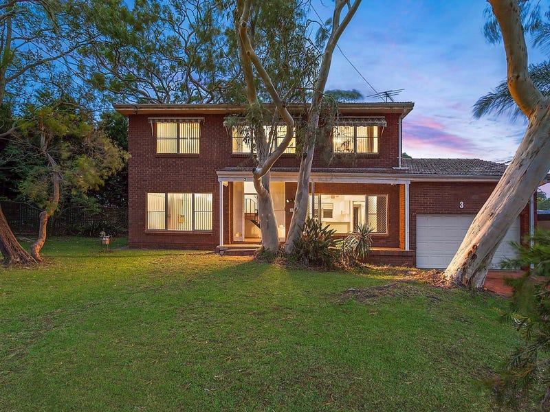 3 Louise Avenue, Chatswood West, NSW 2067