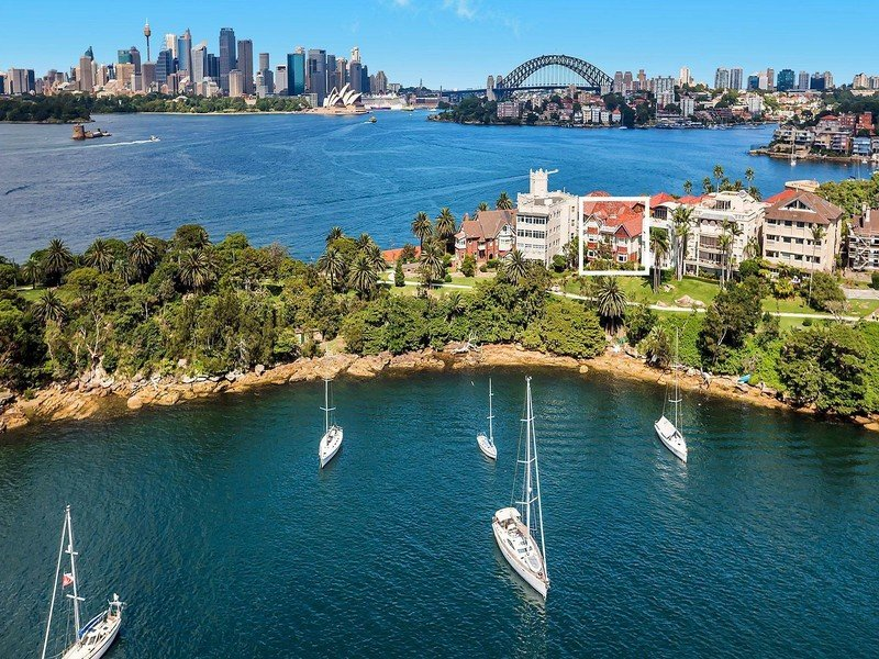1 6 Wulworra Avenue Cremorne Point Nsw 2090 Property