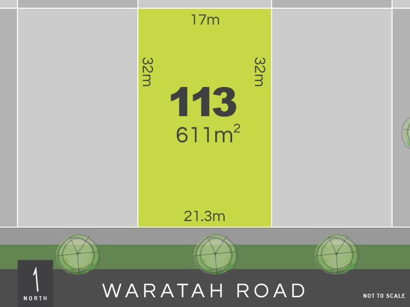 Lot 113, Waratah Road, Huntly