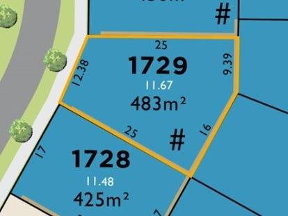 Lot 1729 Raffles Way, Golden Bay