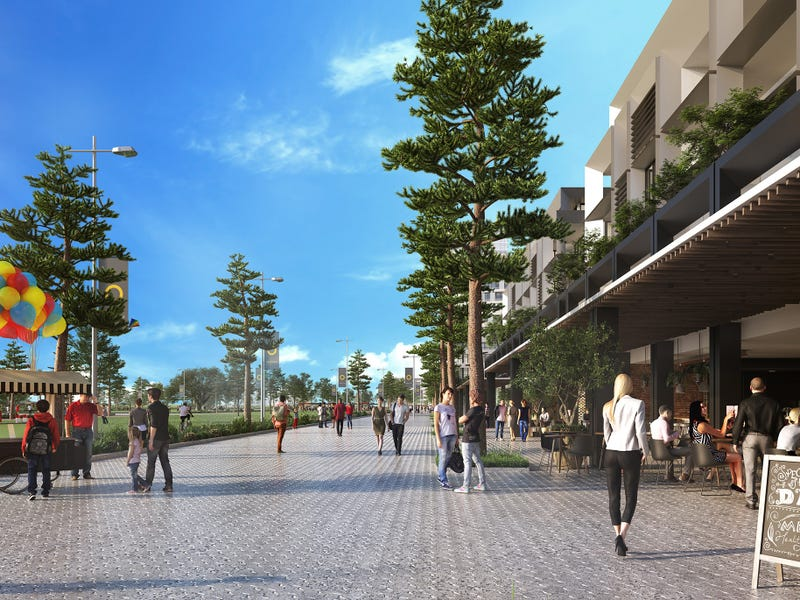 Lot 18/2 Figtree Drive, Sydney Olympic Park