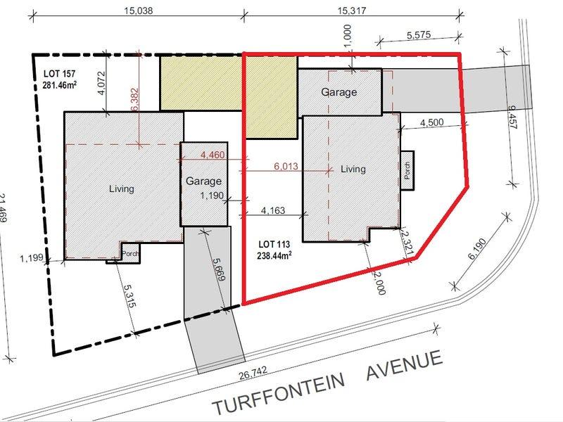 Lot 113 Turffontein Avenue, Box Hill