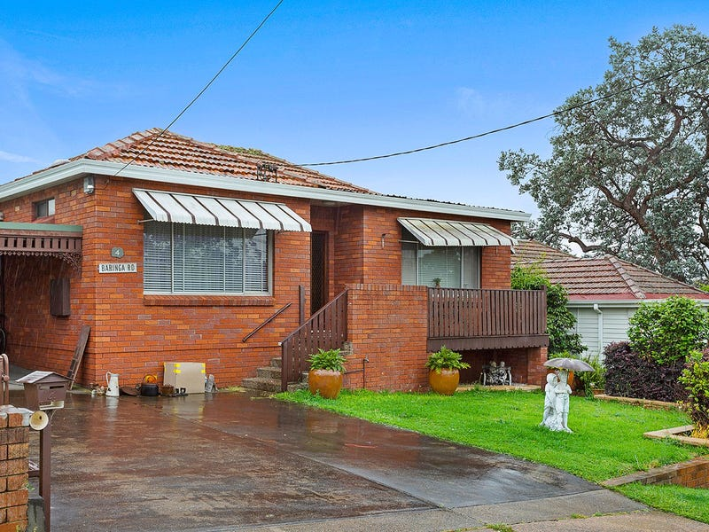 4 Baringa Road, Mortdale, NSW 2223