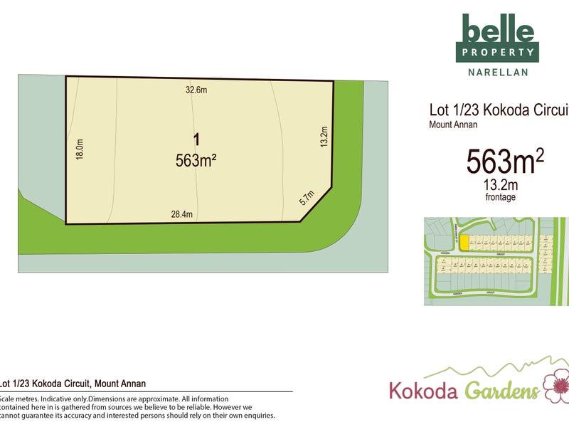Lot 1, Kokoda Circuit, Mount Annan