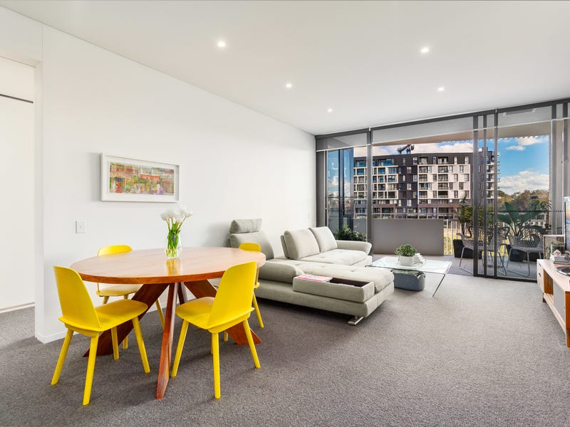105/6 Maxwell Road, Forest Lodge