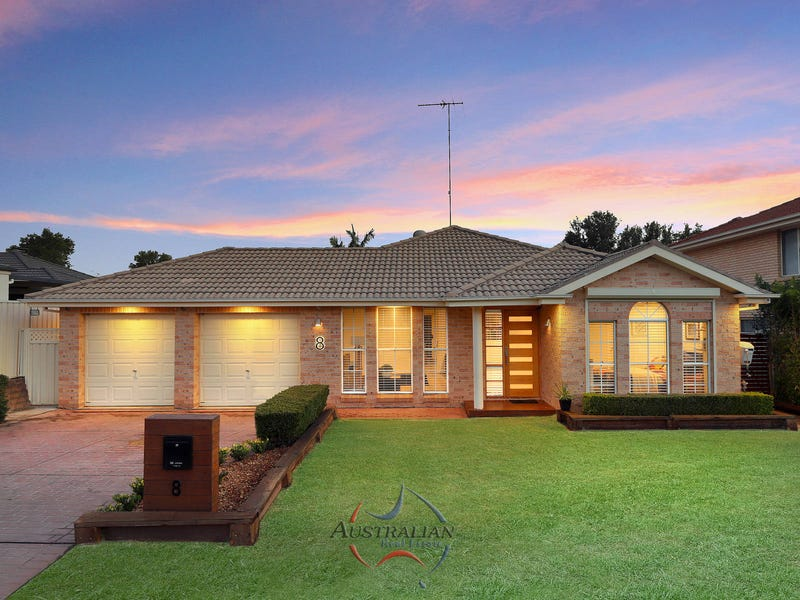8 Brendan Place, Quakers Hill, NSW 2763