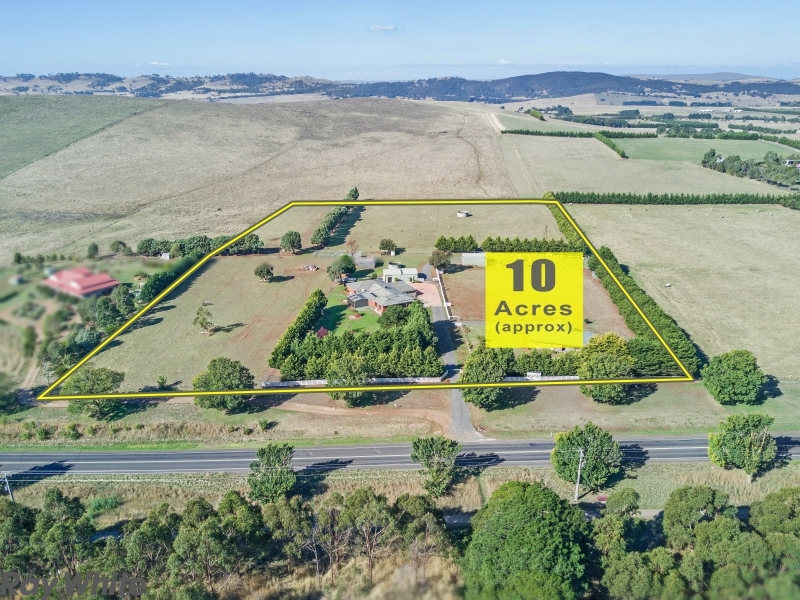 3328 Melbourne-Lancefield, Lancefield