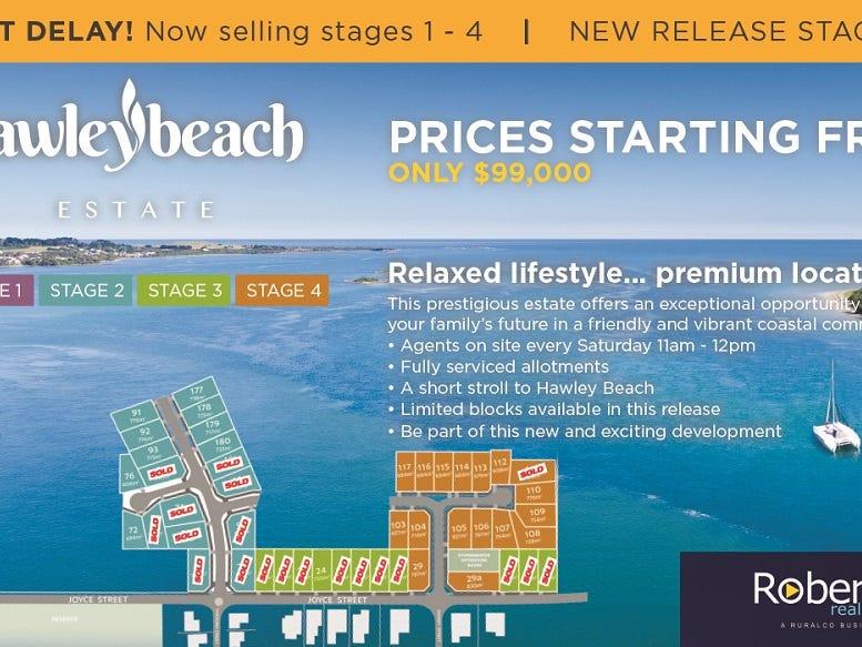 0 Hawley Beach Estate, Hawley Beach