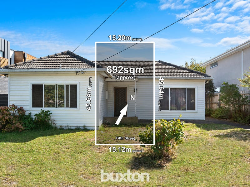 43 Fifth Street, Parkdale, Vic 3195