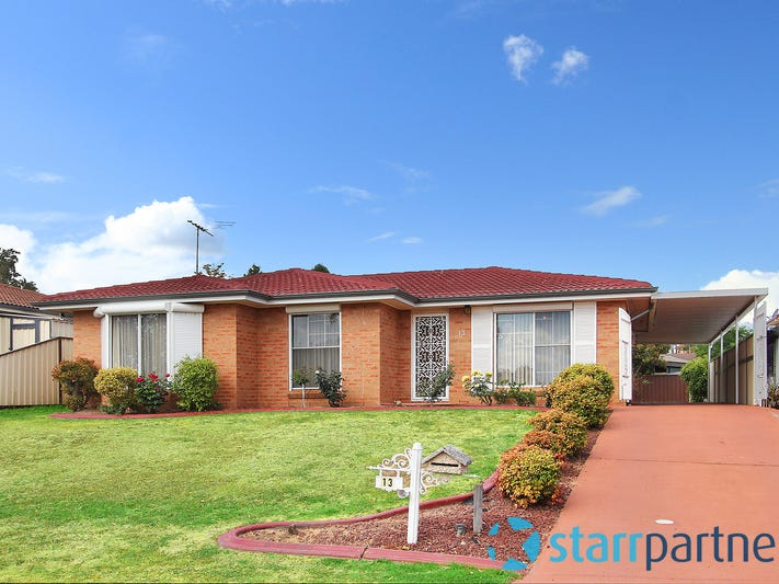 13 Carpenter Place, Minchinbury