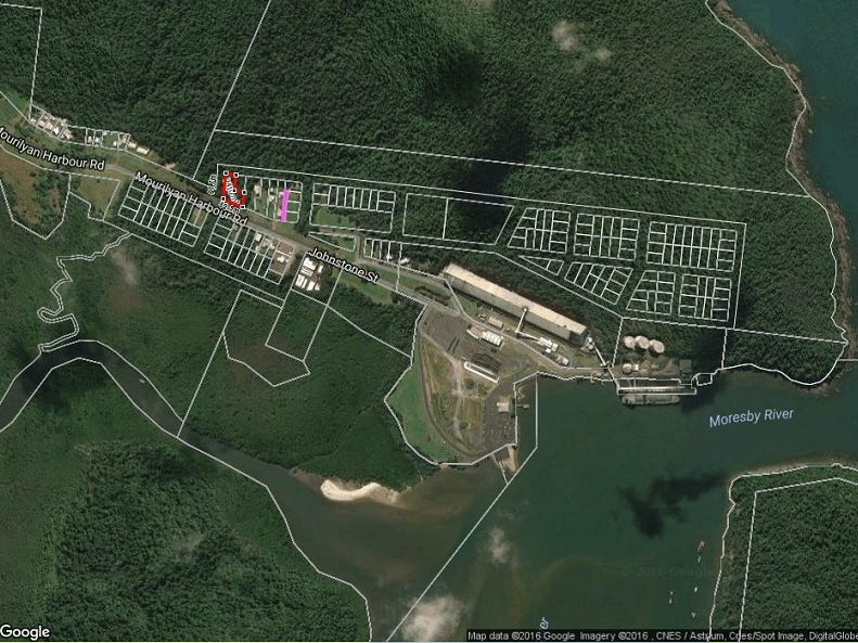 886 Mourilyan Harbour, Mourilyan Harbour, Qld 4858