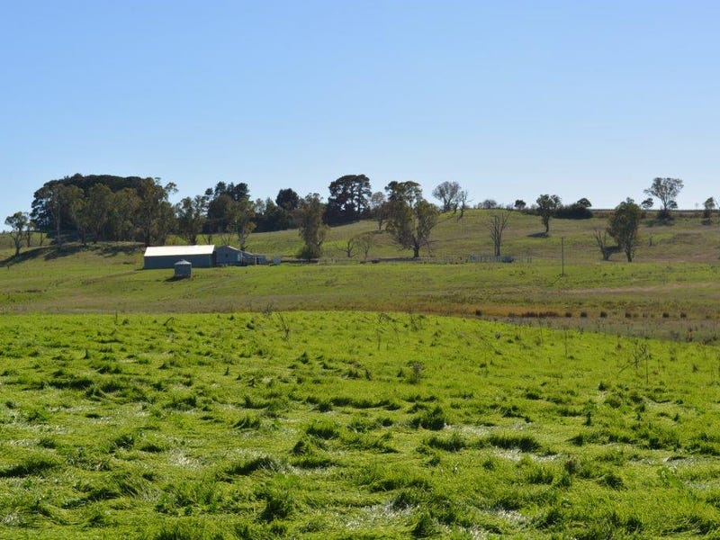 Crookwell, NSW 2583 Sold Rural properties Prices & Auction Results
