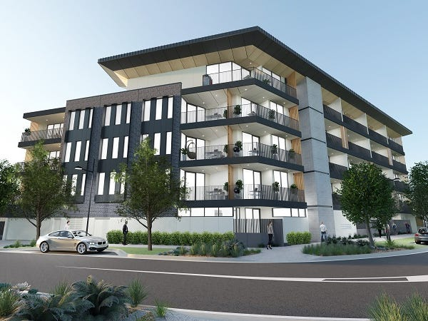 1.4/Salt Apartments Brebner Drive, West Lakes