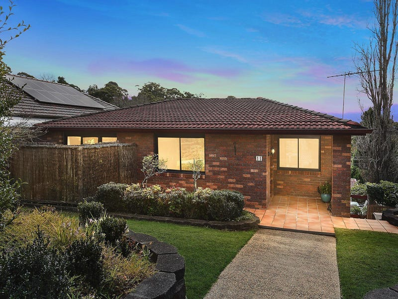 11 Evans Road, Hornsby Heights