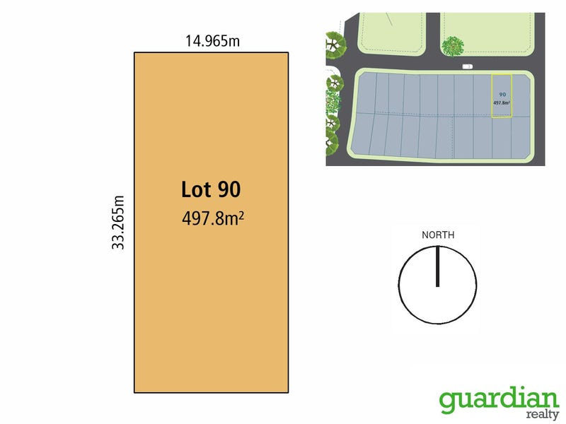 Lot 90/72-76 Terry Road, Box Hill