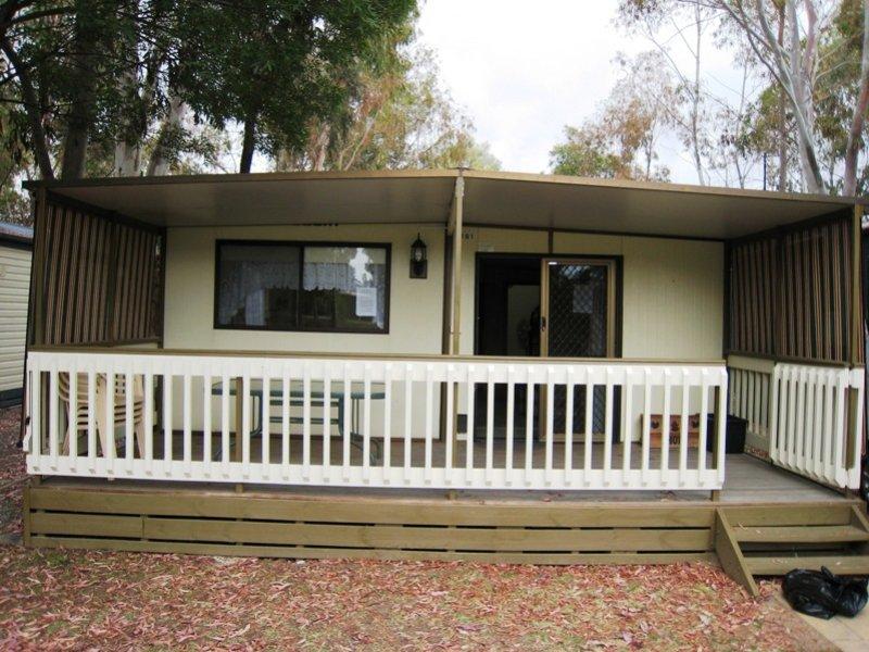 Cabin 161 Horseshoe Lagoon Holiday Park, Moama, NSW 2731