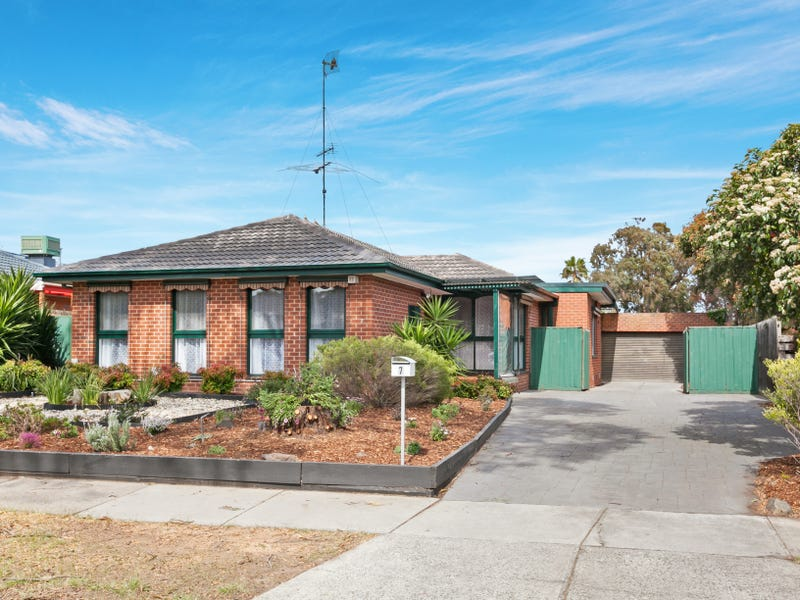 7 Galilee Crescent, Mill Park
