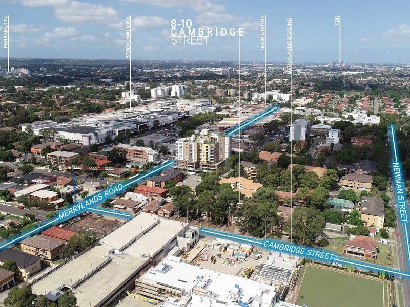 1-10/8-10 Cambridge Street, Merrylands, NSW 2160