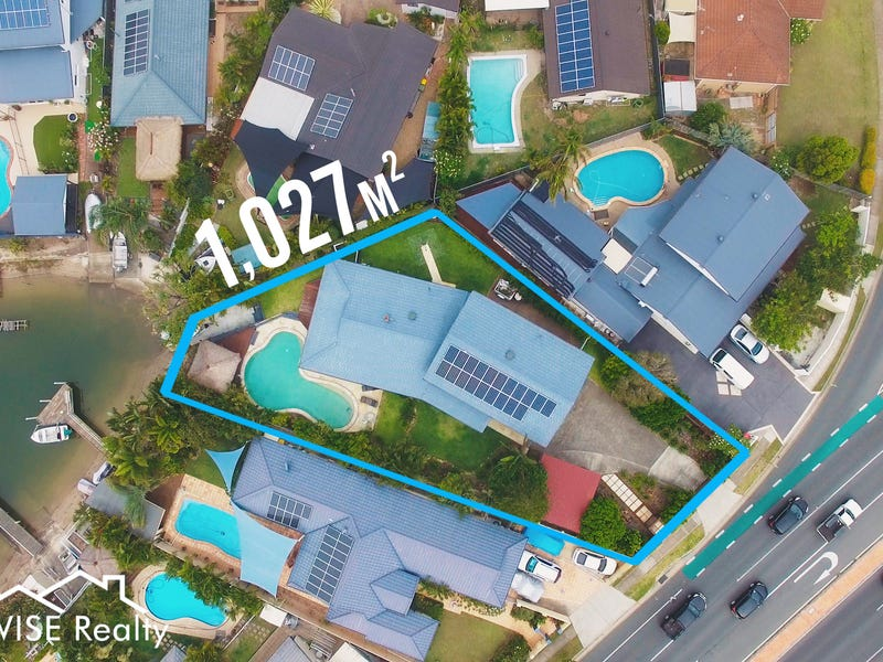 71 OXLEY DRIVE, Paradise Point