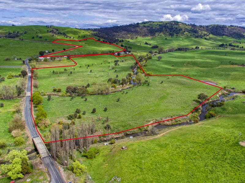211 Lower Mannus Creek Road, Tooma, NSW 2642