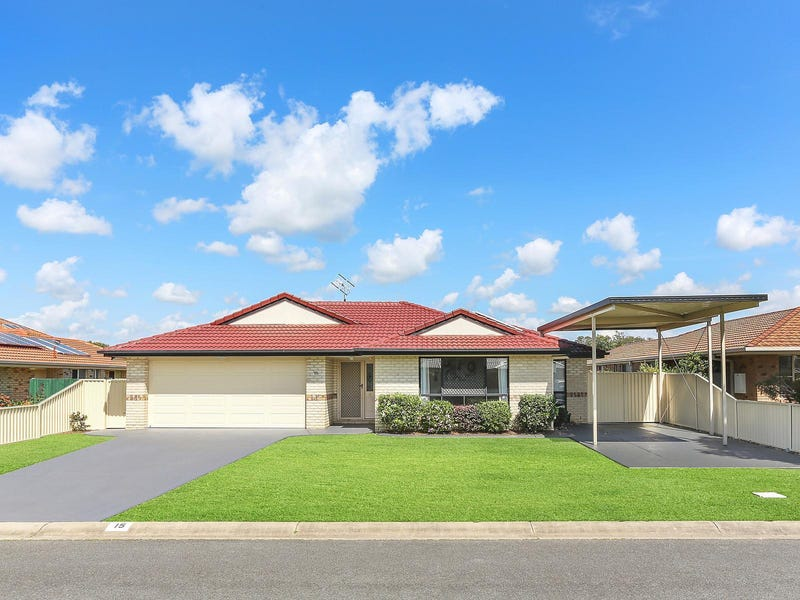 15 Rosnay Court, Banora Point