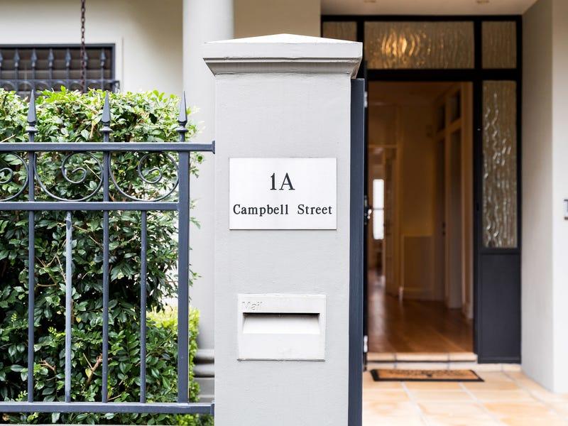 1a Campbell Street, Balmain