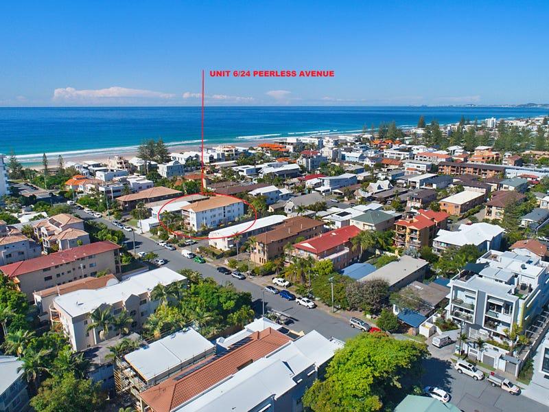 6/24 Peerless Avenue, Mermaid Beach, Qld 4218