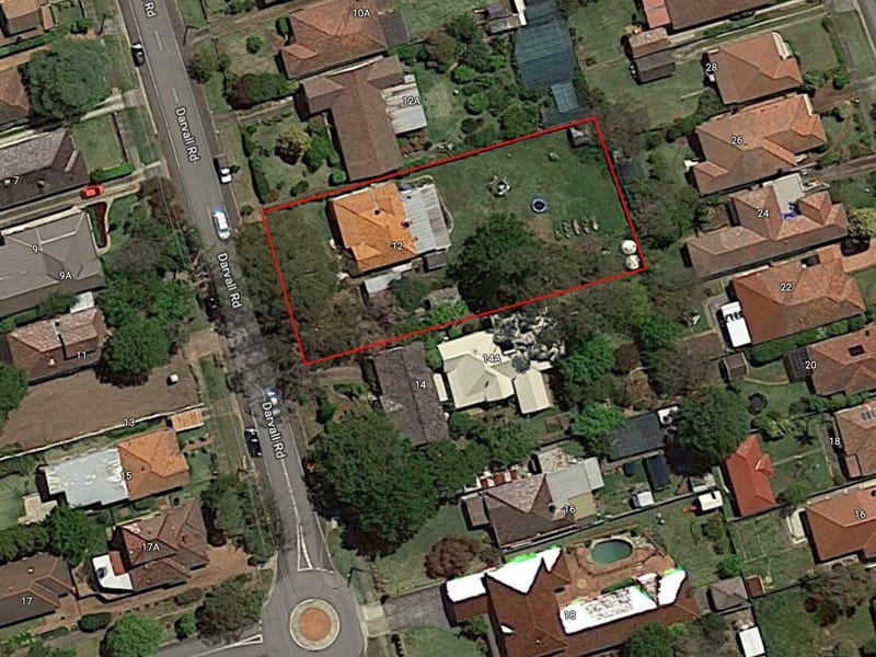 12A Darvall Road, Eastwood