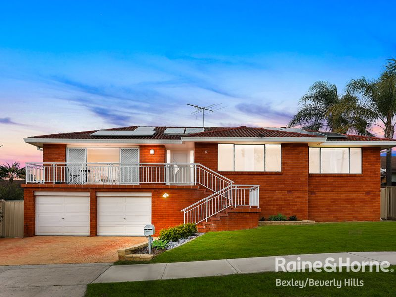 17 Bridge View Road, Beverly Hills, NSW 2209
